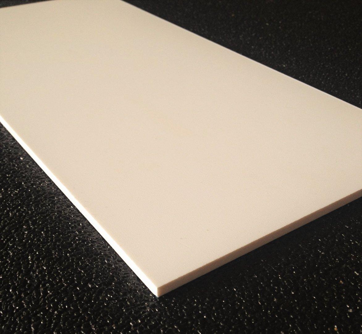 Forex print pvc-hartschaumplatte 5mm weiss